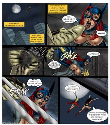 Wonder Woman vs Predator – Part 1-348 free sex comic