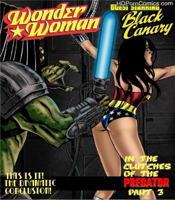 Wonder Woman vs Predator – Part 1-351 free sex comic