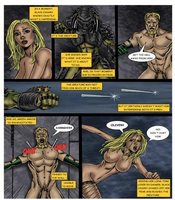 Wonder Woman vs Predator – Part 1-359 free sex comic