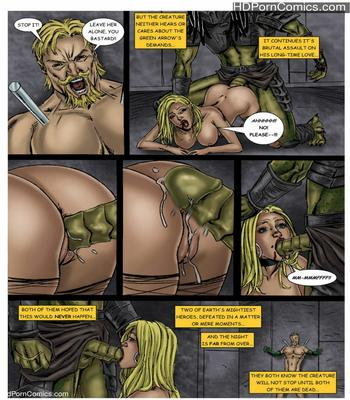 Wonder Woman vs Predator – Part 1-361 free sex comic