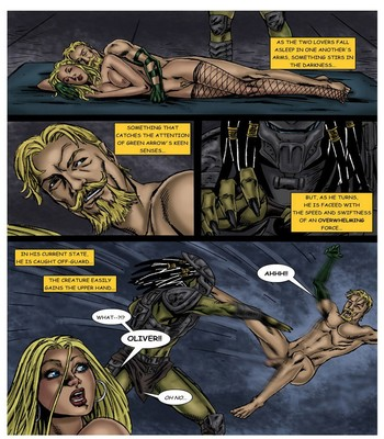 Wonder Woman - In The Clutches Of The Predator 3 8 free sex comic