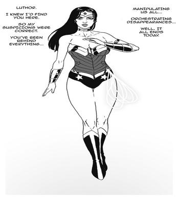 Wonder Woman VS The Bimbo Toxin 2 free sex comic