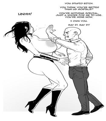 Wonder Woman VS The Bimbo Toxin 7 free sex comic