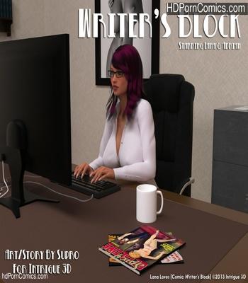 Porn Comics - Writer's Block Sex Comic