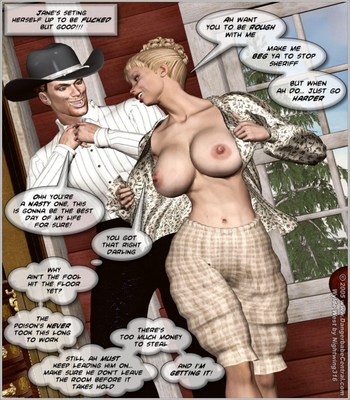 Wylde West – Hard Fuck12 free sex comic