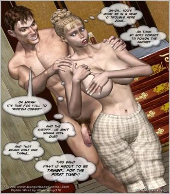 Wylde West – Hard Fuck14 free sex comic