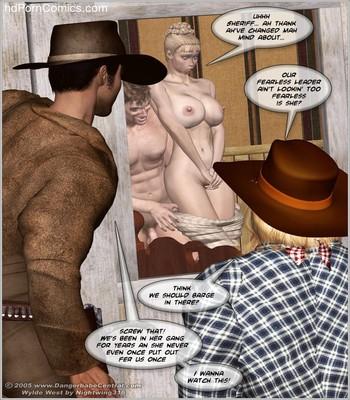Wylde West – Hard Fuck16 free sex comic