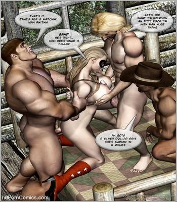 Wylde West – Hard Fuck25 free sex comic