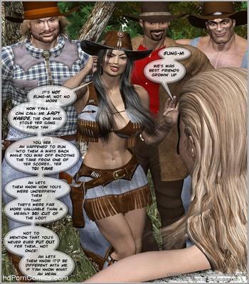 Wylde West – Hard Fuck44 free sex comic