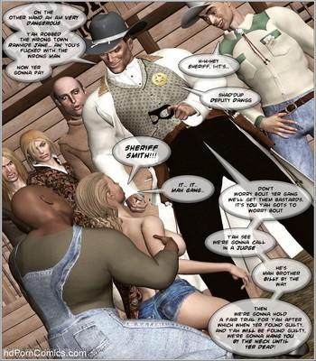 Wylde West – Hard Fuck45 free sex comic