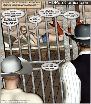 Wylde West – Hard Fuck51 free sex comic