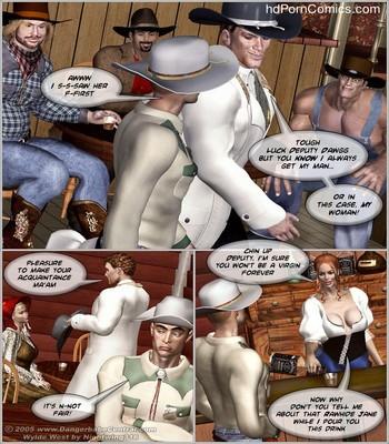 Wylde West – Hard Fuck7 free sex comic