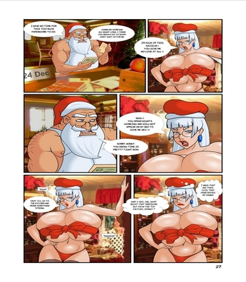 Xmas Pay Rise 27 free sex comic