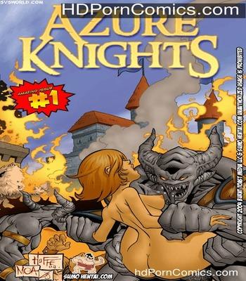 Porn Comics - Xxx Comics-Azure Knights free Porn Comic
