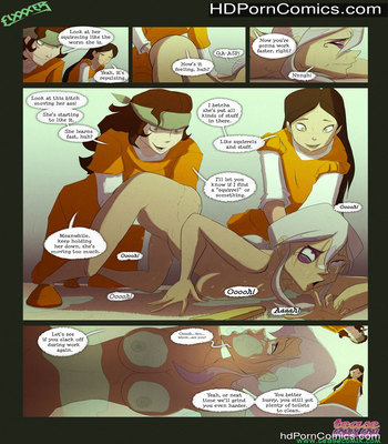 Xxx Comics-Ben 10- The witch with no name free Porn Comic sex 11