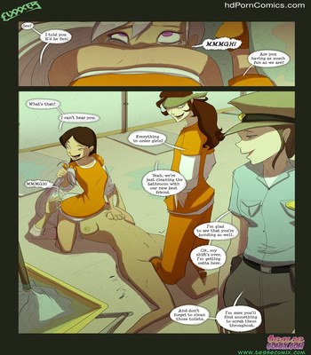 Xxx Comics-Ben 10- The witch with no name free Porn Comic sex 9