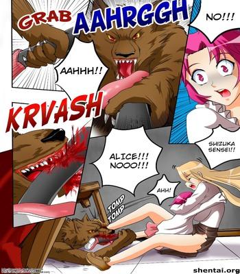 Xxx Comics-High School of the Werewolf 1 free Porn Comic sex 8