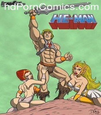 Xxx Comics-IcemanBlue- He-Man free Porn Comic sex 10
