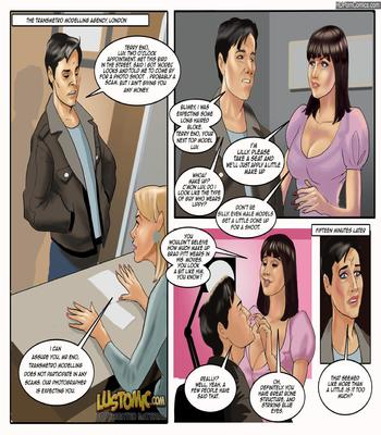 Xxx comic-Lustomic- The Model Agency1 free sex comic