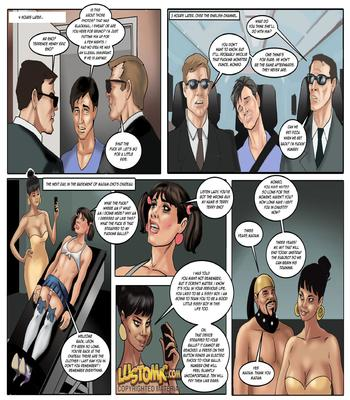 Xxx comic-Lustomic- The Model Agency15 free sex comic