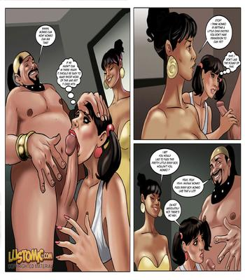 Xxx comic-Lustomic- The Model Agency17 free sex comic