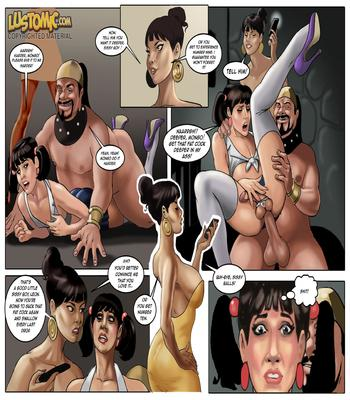 Xxx comic-Lustomic- The Model Agency19 free sex comic