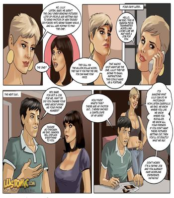 Xxx comic-Lustomic- The Model Agency6 free sex comic