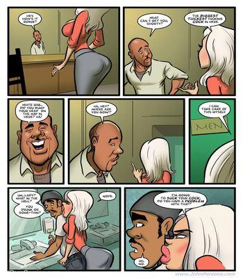 Xxx comics-JohnPersons- Cursed for Black Cock free Porn Comic sex 14
