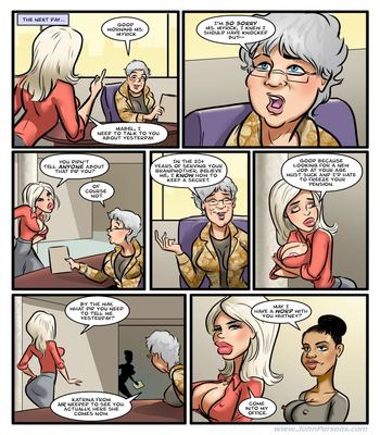 Xxx comics-JohnPersons- Cursed for Black Cock free Porn Comic sex 5