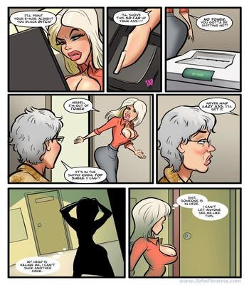 Xxx comics-JohnPersons- Cursed for Black Cock free Porn Comic sex 7