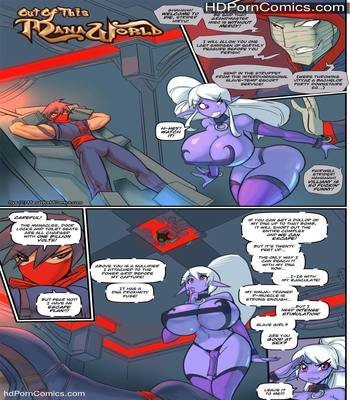 Porn Comics - Xxx comics-ManaWorld- Out of this free Porn Comic