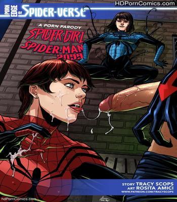 Porn Comics - Xxx comics-Spider Verse-Spider Girl free Porn Comic