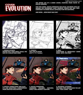 Xxx comics-Spider Verse-Spider Girl free Porn Comic sex 12