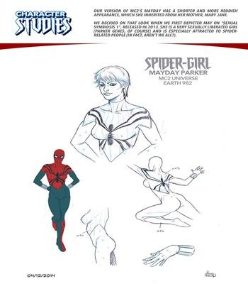 Xxx comics-Spider Verse-Spider Girl free Porn Comic sex 16