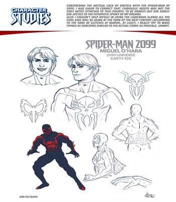 Xxx comics-Spider Verse-Spider Girl17 free sex comic