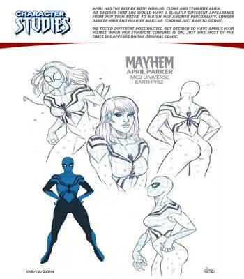 Xxx comics-Spider Verse-Spider Girl18 free sex comic