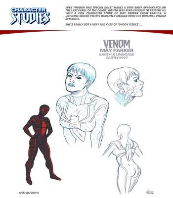Xxx comics-Spider Verse-Spider Girl19 free sex comic