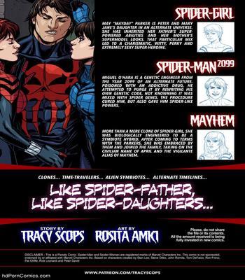 Xxx comics-Spider Verse-Spider Girl2 free sex comic