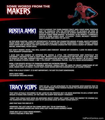 Xxx comics-Spider Verse-Spider Girl free Porn Comic sex 20