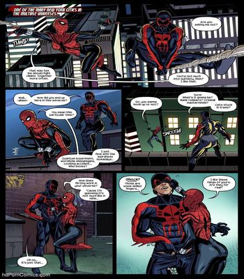 Xxx comics-Spider Verse-Spider Girl free Porn Comic sex 3