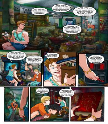 Xxx comics-The pack 122 free sex comic