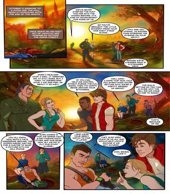 Xxx comics-The pack 124 free sex comic