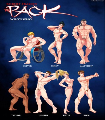 Xxx comics-The pack 127 free sex comic