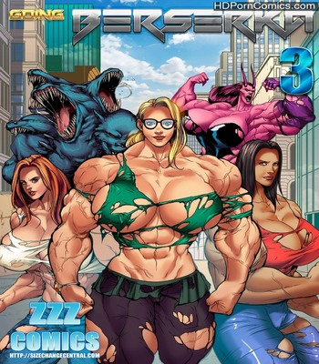 Porn Comics - Xxx comics-ZZZ- Going Berserka 3 CE free Porn Comic