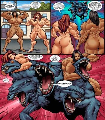 Xxx comics-ZZZ- Going Berserka 3 CE free Porn Comic sex 12
