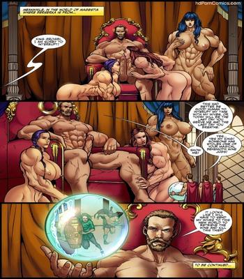 Xxx comics-ZZZ- Going Berserka 3 CE free Porn Comic sex 22