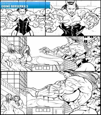 Xxx comics-ZZZ- Going Berserka 3 CE free Porn Comic sex 27