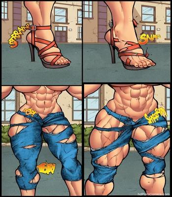 Xxx comics-ZZZ- Going Berserka 3 CE free Porn Comic sex 9