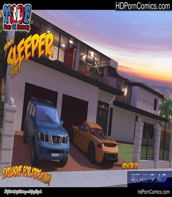 Y3DF – HEAVY SLEEPER THIEF 1-21 free sex comic