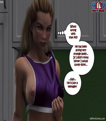 Y3DF – Parasites of Evil 1-210 free sex comic